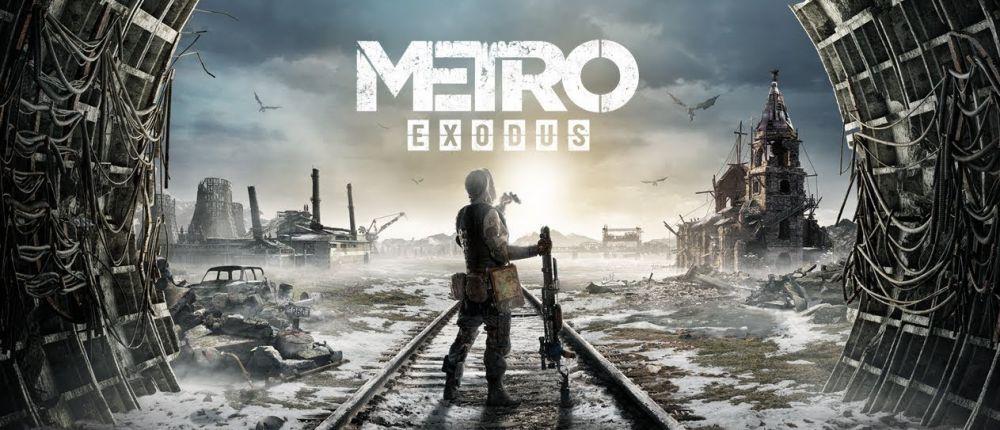 Посмотрите 17 минут геймплея Metro Exodus в 4K: крафт, кастомизация оружия, перестрелки и мутанты