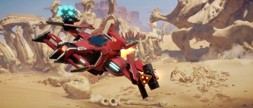 Посмотрите 25 минут геймплея Starlink: Battle for Atlas, показанных в рамках E3 2018