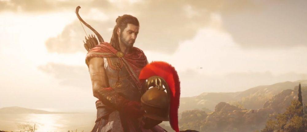 Посмотрите час геймплея Assassin's Creed Odyssey