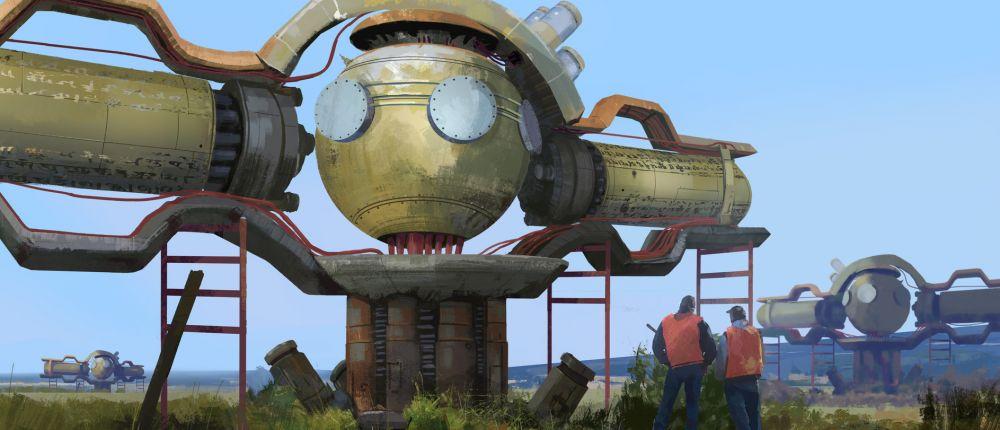 Посмотрите, как выглядела бы новая Fallout в восточном сеттинге