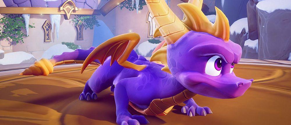 Посмотрите новое видео геймплея Spyro Reignited Trilogy