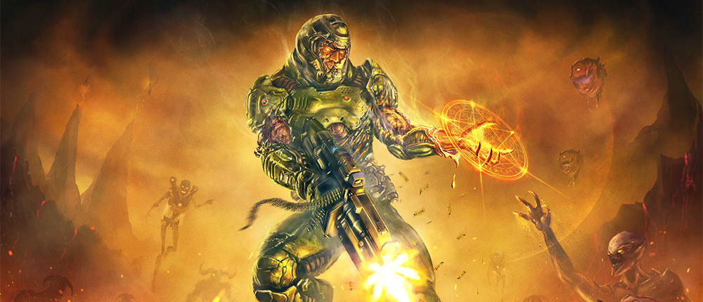 Появились первые фото со съемок нового фильма Doom