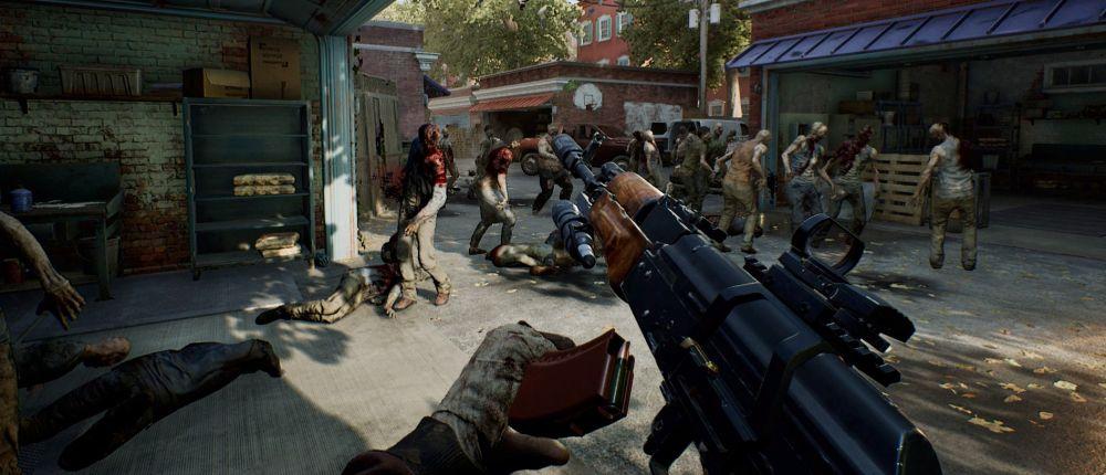 Появилось 22 минуты геймплея The Walking Dead от авторов Payday 2