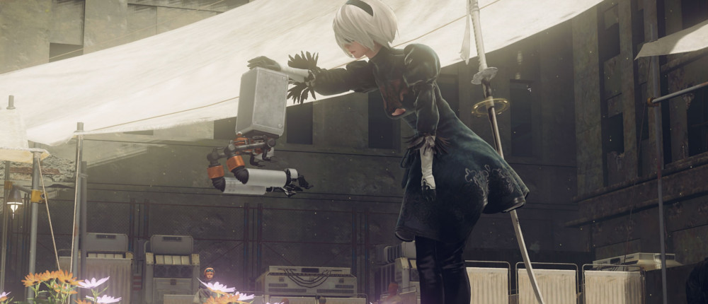 Продажи Nier: Automata бьют рекорды для нишевых игр