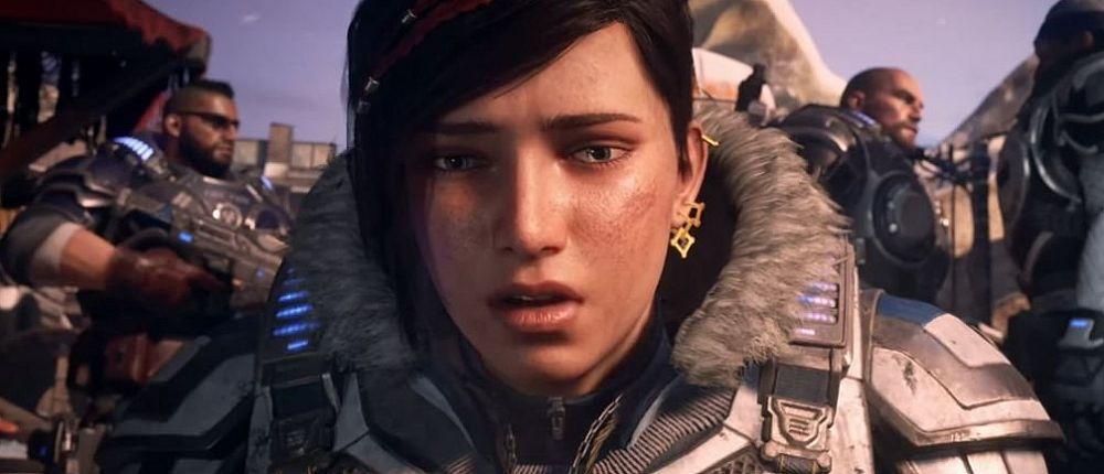 Разработчики Gears 5 опубликовали изображение с таинственным новым героем