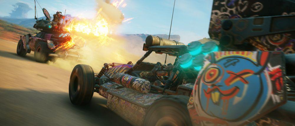 Разработчики Rage 2 рассказали, чем игра будет отличаться от оригинала