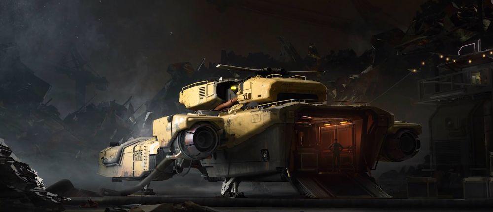 Разработчики Star Citizen скопировали корабль из EVE Online и развязали войну фанатов