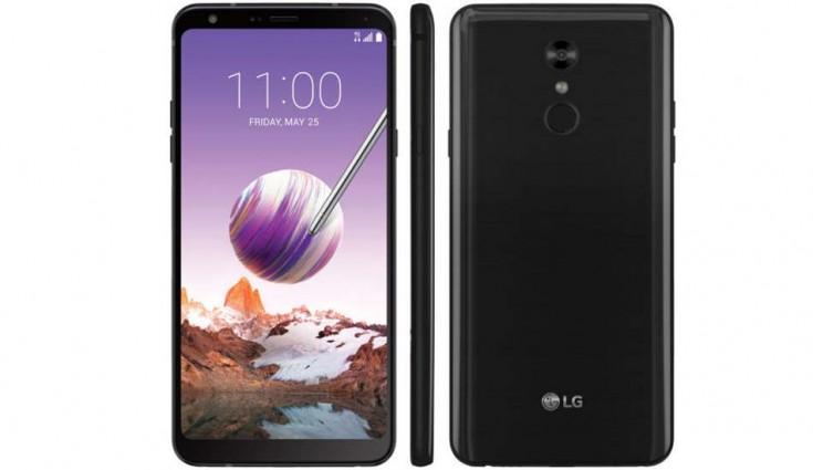 Стартовали продажи LG Stylo 4