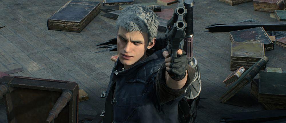 Саундтрек Devil May Cry 5 будет меняться в зависимости от действий игрока