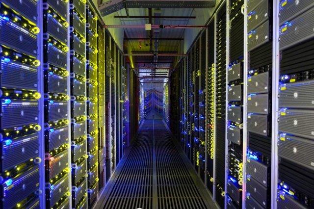 Надежные серверные стойки в дата-центре в Москве