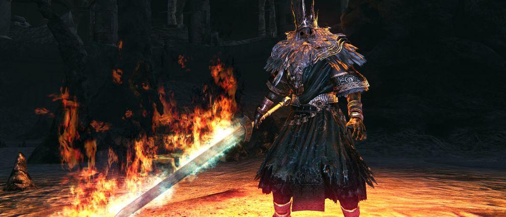 Скоро Dark Souls можно будет пройти за любимого босса — видео