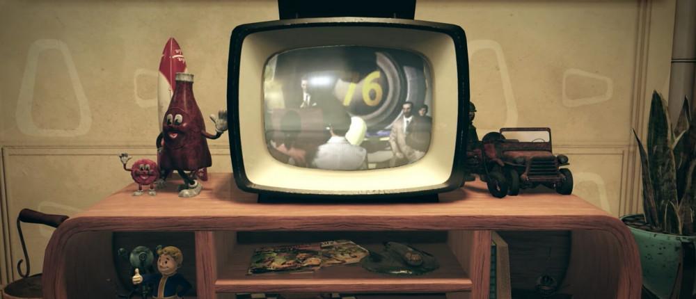 Слух: Fallout 76 — это RPG с развитым игровым миром