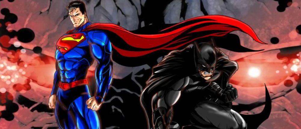 Слух: в игру про Супермена от Rocksteady могут добавить Бэтмена. Появился постер игры