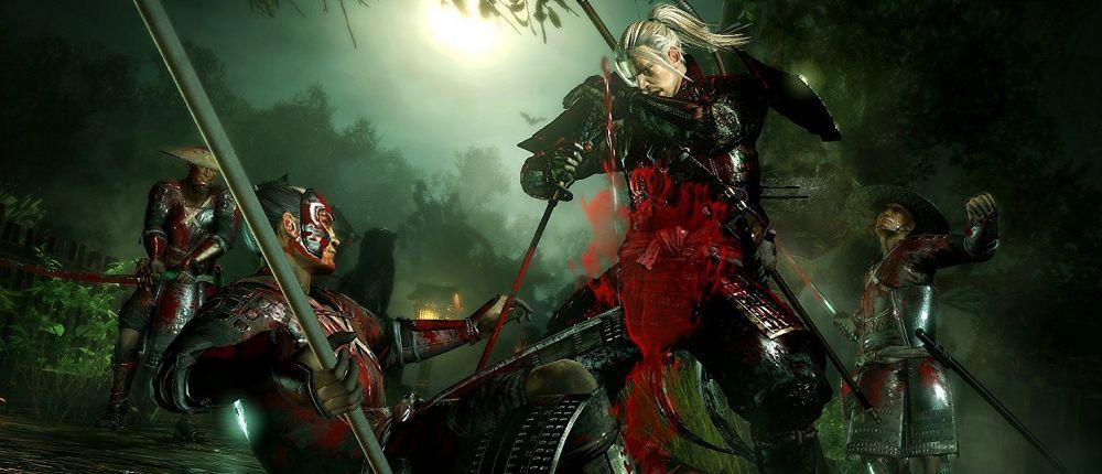 Состоялся анонс Nioh 2 — продолжения японского слэшера в духе Dark Souls