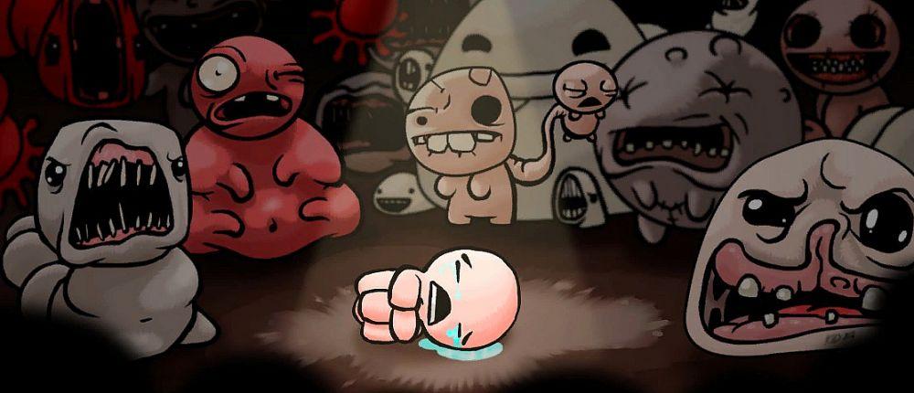 Создатель The Binding of Isaac работает над новой мультиплеерной игрой