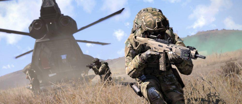 Создатели Arma 3 и DayZ работают над новой игрой на Unreal Engine 4