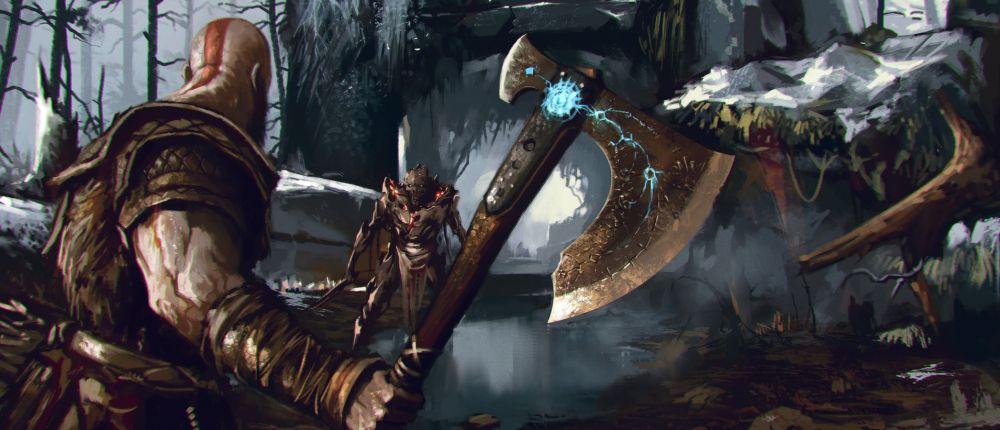 Связь сюжета новой God of War с третьей частью могут объяснить в будущих играх