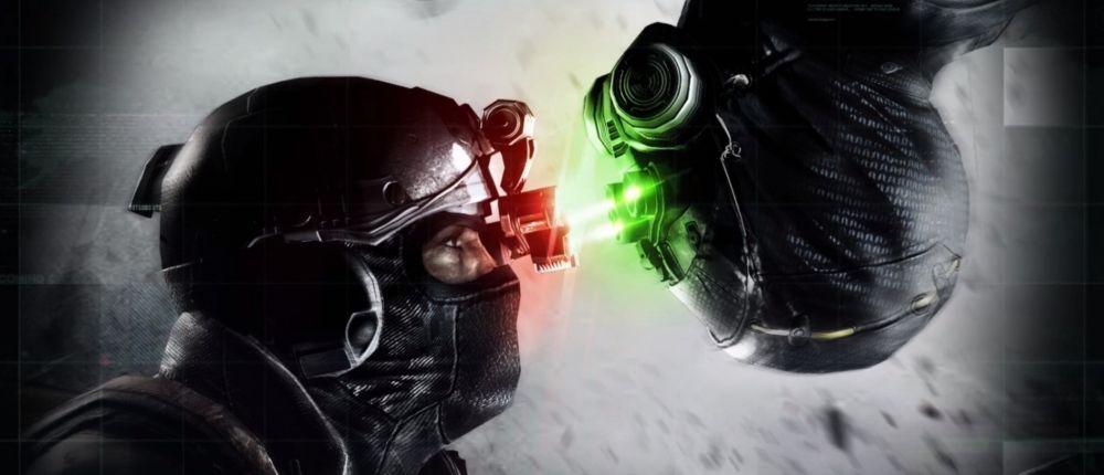 Ubisoft очень хочет показать новую Splinter Cell