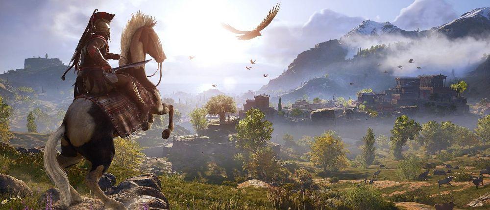 Ubisoft подтвердила, что Assassin's Creed Odyssey будет игрой-сервисом с еженедельными обновлениями