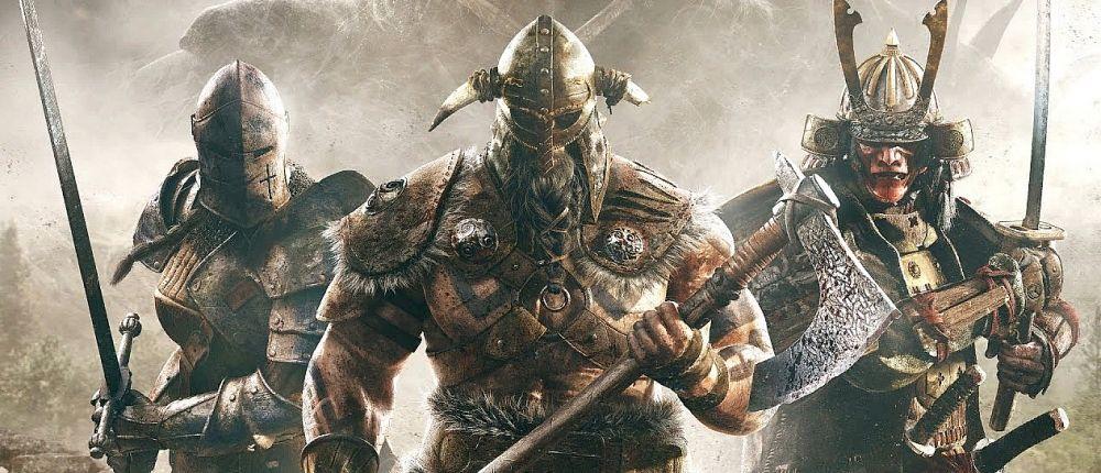 Ubisoft тизерит «самый масштабный анонс» своей конференции, он будет связан с For Honor