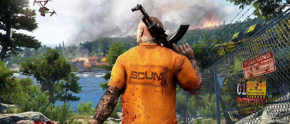 «Ужас для всей семьи»: Devolver анонсировала новый сезон для SCUM