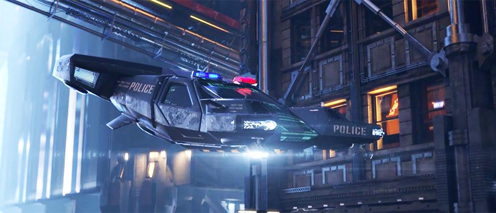 В Cyberpunk 2077 будут летающие автомобили, но есть одно но