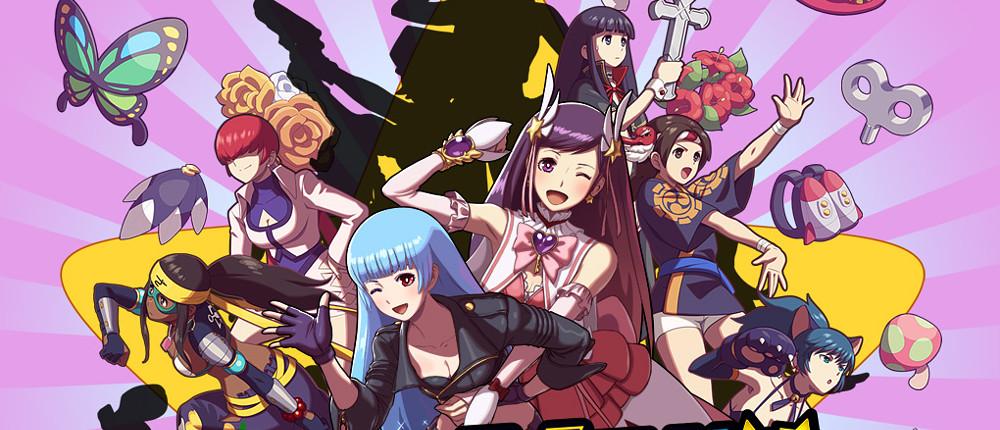 В файтинге SNK Heroines Tag Team Frenzy будут драться только девушки