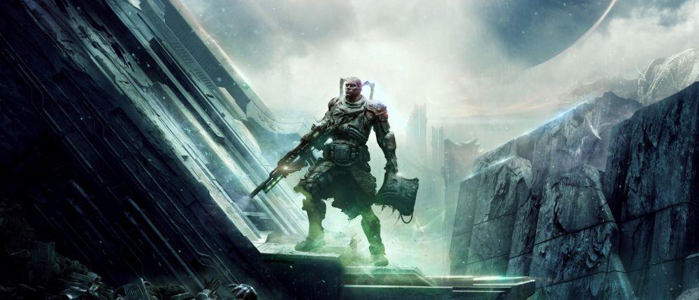 В новом геймплее Immortal: Unchained показали ожесточенную битву с крылатым роботом