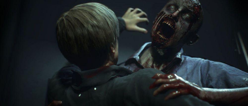 В новом геймплейном видео Resident Evil 2 Remake полицейского разорвало пополам в 4K