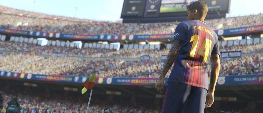 В новом трейлере Pro Evolution Soccer 2019 Бекхэм забивает гол