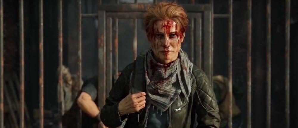 В новом трейлере The Walking Dead от Overkill девушка скармливает бандитов зомби