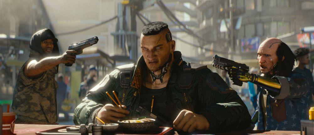 В первом трейлере Cyberpunk 2077 нашли скрытое послание. Вот что там написано