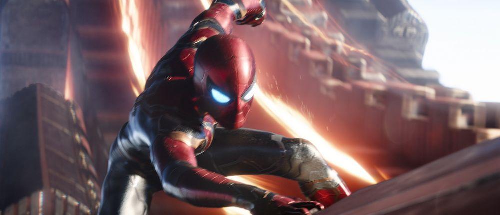 В продолжении фильма «Человек-паук: Возвращение домой» прикид главного героя станет более брутальным