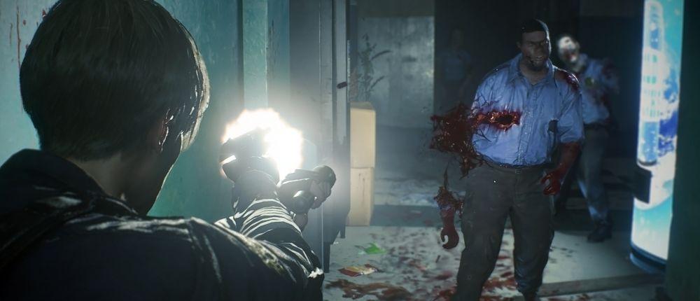 В Resident Evil 2 Remake будет поддержка 4К