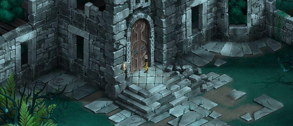 В ролике RPG Grimshade барсук и разбойница расправились с врагами
