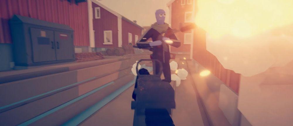 В Steam вышла игра-пародия на PUBG. Ее можно скачать бесплатно в первые 100 часов