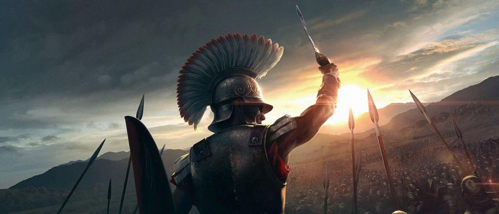 В Total War: Arena добавили полководца-варвара