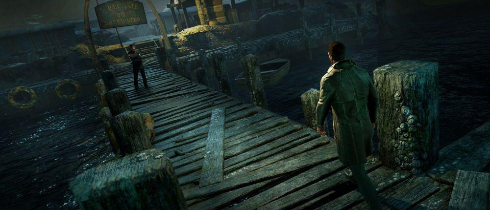 В трейлере хоррора Call of Cthulhu показали геймплей игры