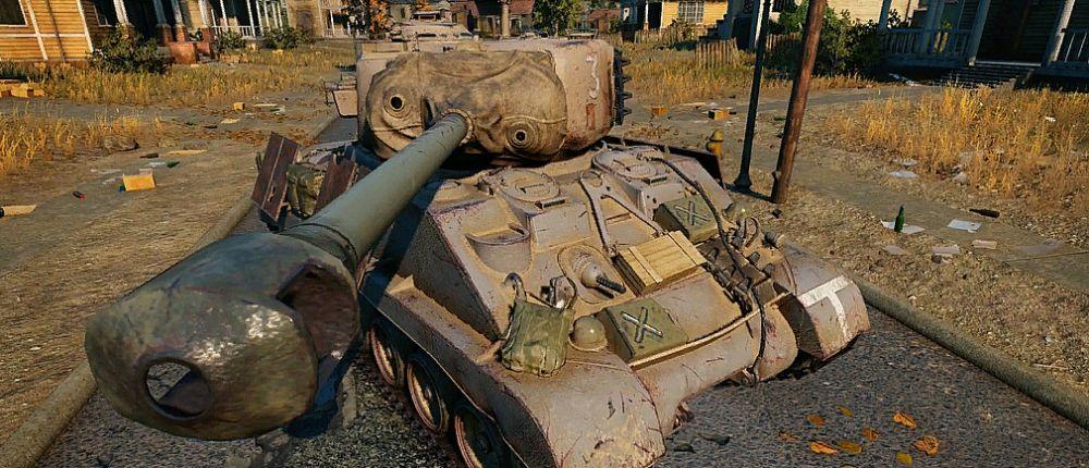 В World of Tanks для PS4 появятся контракты, герои и необычные танки. А скоро в игре разыграют PS4