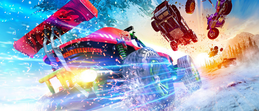 Выход гоночной аркады Onrush отметили динамичным трейлером