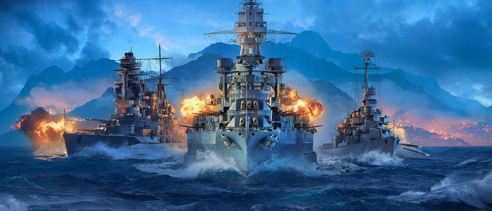 World of Warships: Legends посетит консоли с альфа-тестом