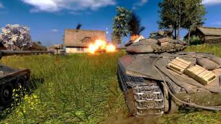 World of Tanks встречает ЧМ 2018 возвращением танкового футбола