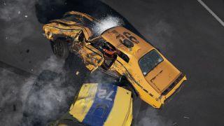 В релизном трейлере эпичной гонки Wreckfest показали, как легко «убить» свою тачку