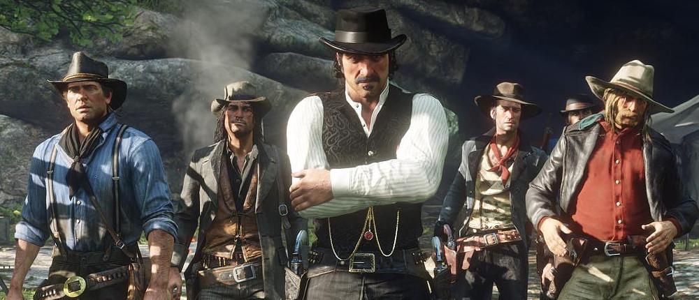 За предзаказ RDR 2 дадут кредиты для GTA Online и DLC для сюжетного режима