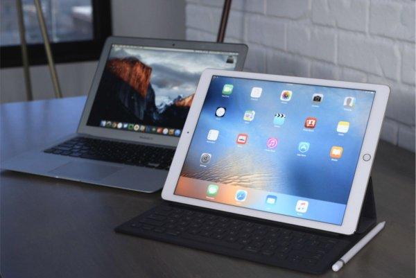 Новый iPad оснастят системой распознавания лиц