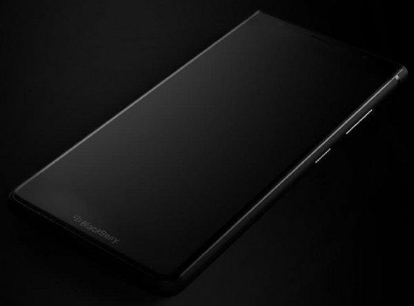 Флагманский смартфон BlackBerry Ghost выпустят с аккумулятором на 4 тысячи мАч