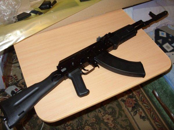 В России начали продавать новое ружье TG1 от «Калашникова»