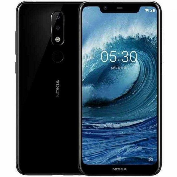 Новые рендеры смартфона Nokia X5 появились в Сети