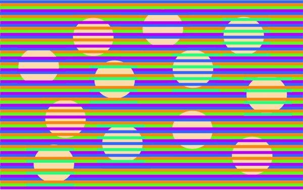 Дэвид Новик сломал мозг многим людям новой оптической иллюзией