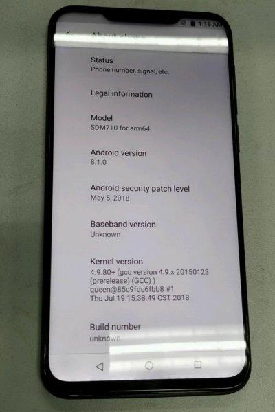 Meizu X8 представят в начале августа
